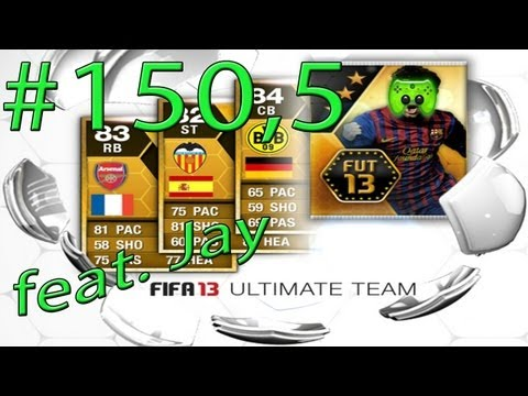 Let's Play FIFA 13 Ultimate Team #150,5 [Deutsch/HD] – Tor Compilation