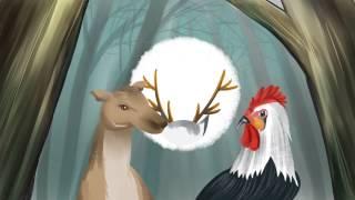 族語夢工廠II-噶瑪蘭語-20噶瑪蘭族動畫 小狗鹿雞