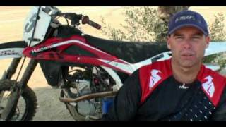 6. 2010 Husqvarna TC 250 First Impression Video