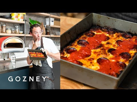 Detroit Style Pizza | Roccbox Recipes | Gozney