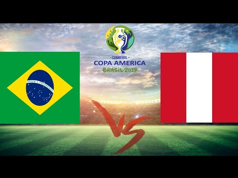 Brasil Vs Peru En VIVO | Copa America 2019 | FINAL