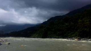 Beautiful Bhutan-Ghat, 45 km away from Alipurduar, West Bengal.