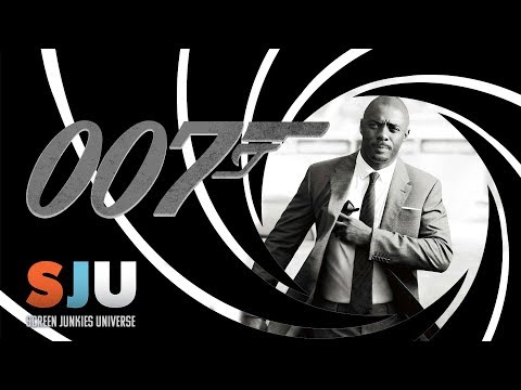 Could Idris Elba FINALLY become 007 James Bond? (FAN FRIDAY!) - SJU