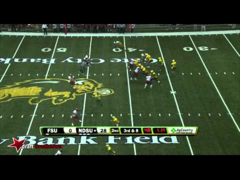Brock Jensen vs Ferris State 2013 video.