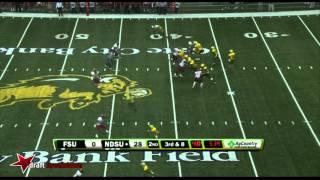 Brock Jensen vs Ferris State (2013)