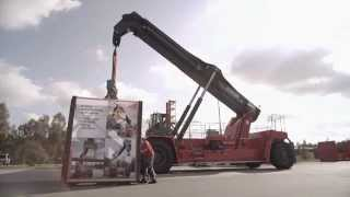 Customer testimonial and world record with Kalmar, Location: Lidhult Sweden
