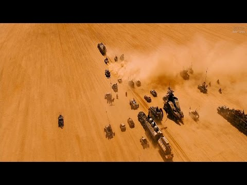 Mad Max: Fury Road (2015) -  Back to the Citadel (6/10) [4K]