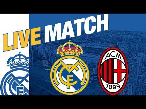 Real Madrid vs AC Milan 3-1  FULL MATCH