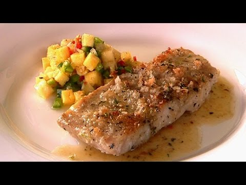 How to Make Coconut Crusted Mahi Mahi: Part 2 – Rhodes Across The Caribbean – BBC Food