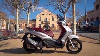 8. Motosx1000 : Test Piaggio Beverly 350 Sport Touring