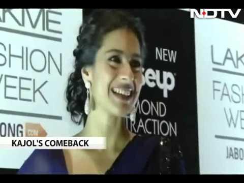 Kajol to make comeback with Ashwni Dhir film 21 October 2014 01 PM