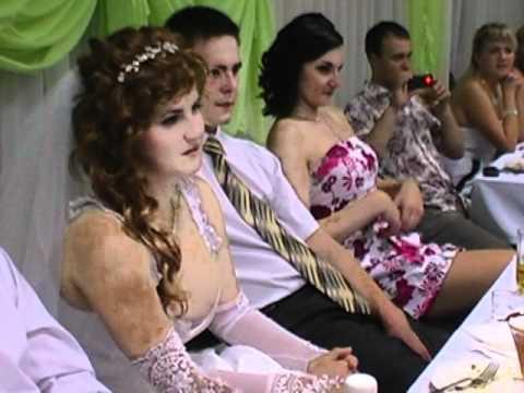 Весільний гумор. Коломийки на весіллі.