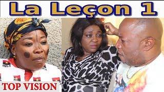 La Leçon Ep 1 Theatre Congolais Moseka,Bellevue,Ada,Serge,José des Londres