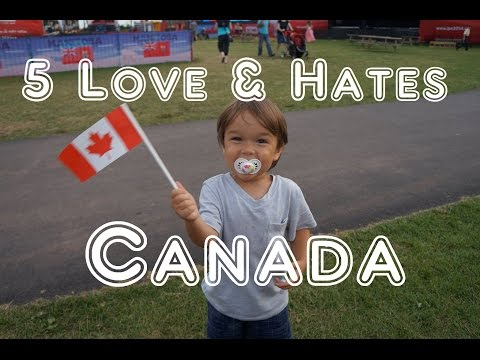 canada - http://www.woltersworld.com What you should know about Canada before you go. The best & worst of Canada. 5 Loves: The natural Beauty, the Canadian People, Mu...