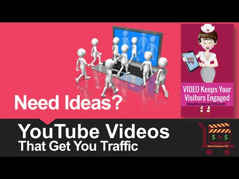 Watch 'YouTube Videos That Get Traffic - YouTube'