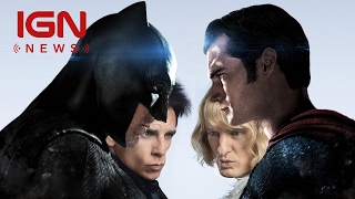 Razzies: Batman V Superman, Zoolander 2 Lead Nominations as 2016's Worst Movies - IGN News