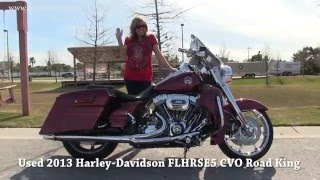 8. 2014 Harley Davidson CVO ROAD KING for sale in Atlanta GA