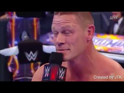 How the WWE Network will edit out John Cena's Proposal