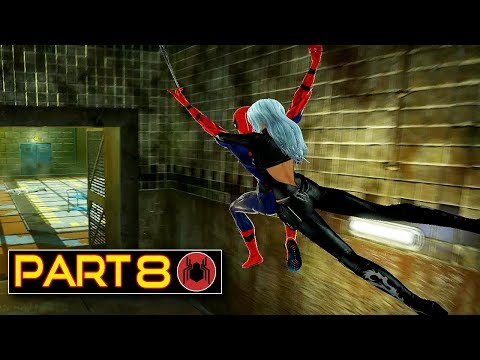 Spider-man Homecoming Story Gameplay Part 8 - The Amazing Spider-man Mod
