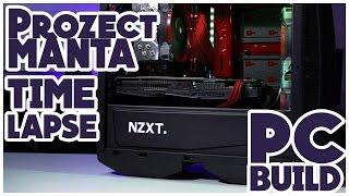 Time Lapse pc build video of Prozect Manta. DIY Step by Step Mini ITX Build by PCB BD.List of components used in the buildNZXT Manta ▷ http://amzn.to/2jmH8JJIntel Core i5 6500 ▷ http://amzn.to/2jmLe4tASUS B150i Mini Itx Aura ▷ http://amzn.to/2j1hzBbCM Hyper 212x Cooler ▷ http://amzn.to/2i7tzllAvexir Core 2400Mhz 8(4+4) Gb ▷ http://amzn.to/2jmwFOeASUS GTX 1060 Strix ▷ http://amzn.to/2jmDyPDWD Blue 1 TB ▷ http://amzn.to/2jbe9cASeasonic M12II 520w PSU ▷ http://amzn.to/2j1e8e4কিবোর্ড যোদ্ধারা তৈরী হন আজকের ভিডিওতেও কমেন্ট করবার জন্য আমাদের ইউটিউব চ্যানেলের কমেন্ট সেকশনে এবং এর মাধ্যমে জিতে নিন এই সপ্তাহের 'ফ্যান অব দা উইক' কনটেস্ট।ফ্যান অব দা উইক' কনটেস্ট শর্তাবলীঃ১. টপ কমেন্ট পিক করবে পিসিবি বিডি টিম এবং এই ক্ষেত্রে পিসিবি বিডি টিম এর সিদ্ধান্তই চুরান্ত।২. কমেন্ট কারীর পিসিবি বিডি ইউটিউবের চ্যানেলে অবশ্যই সাবসক্রিপশন থাকতে হবে।ভিডিওর শেষে এ্যানায়ুন্স করা হয়েছে গত সপ্তাহের ফ্যান অব দা উইক বিজয়ীর নাম।Join the PCB BD Authorized Buying Selling Group called 'Gaming Hardware Buying & Selling' at: https://www.facebook.com/groups/GHBS.BD/Subscribe to our PCB BD Youtube Channel:https://goo.gl/PQH5oZPlease like & Share our Official Facebook Page at: https://www.facebook.com/pcbuilder.bd/Subscribe to our 'Game Adda' Channel at: https://www.youtube.com/channel/UCT8dXe4aoMr7w3UfIbbFK_ALike 'Game AddA' Facebook Page for Exciting Gaming News & Videos: https://www.facebook.com/gameaddabd/?fref=tsFollow Us On Instagram : https://www.instagram.com/pcbuilderbangladesh/