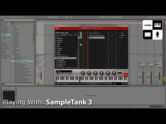 SampleTank 3 by IK Multimedia | Review | Computer Music Academy