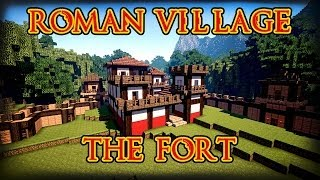 Roman Village: Fort (Time Lapse)