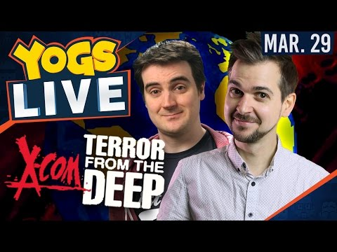 TERROR FROM THE DEEP [8] - Lewis & Ben Save The World - 29th March 2017