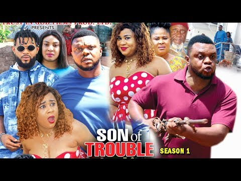 SON OF TROUBLE SEASON 1 - (New Movie) Ken Erics 2020 Latest Nigerian Nollywood Movie Full  HD