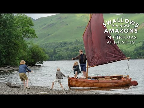 Swallows and Amazons (TV Spot 'Adventure')