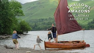 Swallows   Amazons     Adventure Tv Spot   Out Now On Dvd  Blu Ray And Digital
