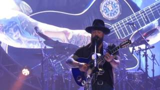 Zac Brown Band  LIVE At C2C Glasgow  My Old Man
