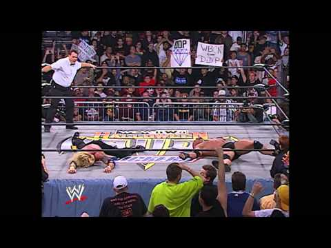 WWE Alumni: Goldberg Vs. DDP For The WCW World Championship