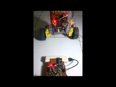 Self Balancing Robot V2 (Fuzzy PID) - Wifi RC Part1