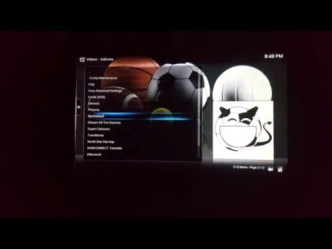 Install SALTS - Stream All Sources Addon how to install for KODI/XBMC (Movies - TV Shows )