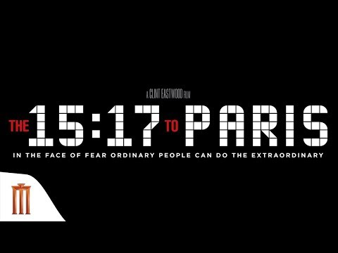 The 15 : 17 to Paris - Official Trailer [ซับไทย]