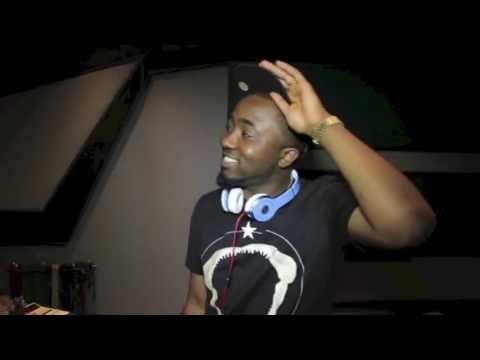 I Swear - Ice Prince (ft. French Montana) | Behind The Scenes (Studio Snippet)
