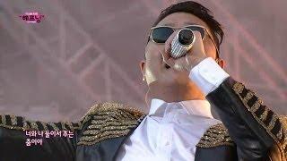 【TVPP】PSY - It's Art, 싸이 - 예술이야 @ PSY concert 'Happening'