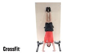 The Strict Handstand Push-up
