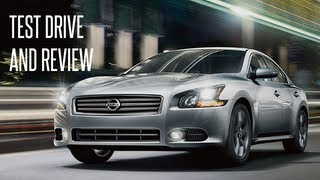 Nissan Maxima 2013 Test Drive And Review