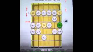 Guitar Chords Scales Tuner YouTube video