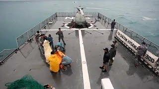 Air Asia: Encontrados 30 corpos no mar