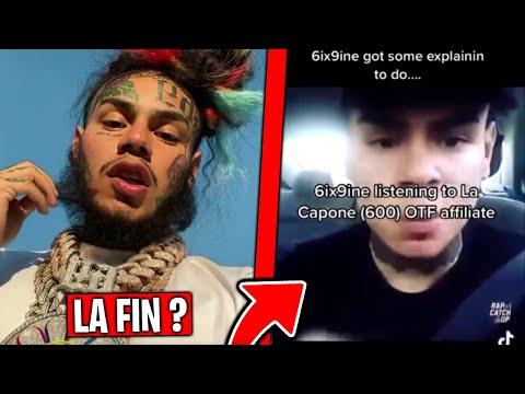 LA FIN DE 6IX9INE ?!