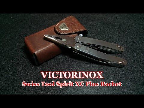 Victorinox Swiss Tool Spirit XC Plus Rachet 3.0239L