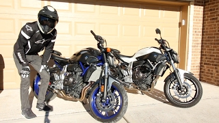 8. Bought ANOTHER Yamaha Fz-07...