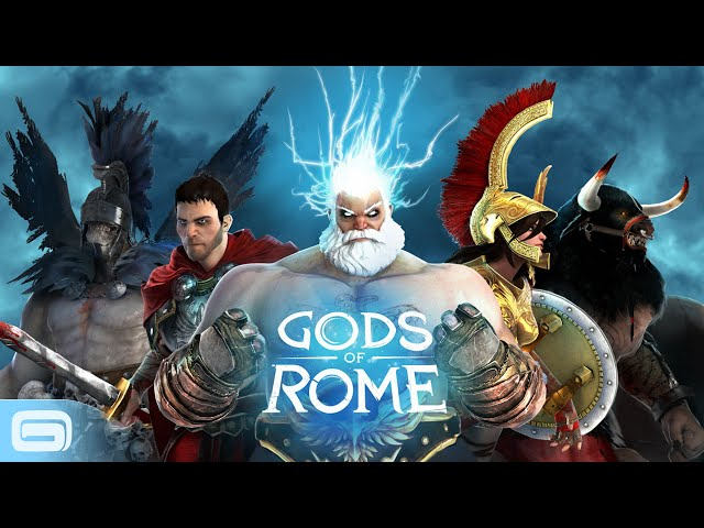Gods of Rome - Official Launch Trailer