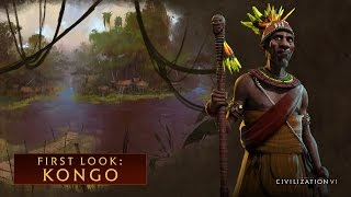Get a first look at the Kongo civilization and its leader, Mvemba a Nzinga. SUBSCRIBE for First Looks at other civilizations, leaders ...