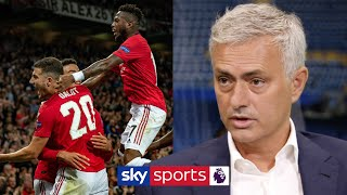 Jose Mourinho predicts where Manchester United will finish in the Premier League this season