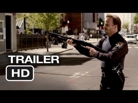Officer Down Official Trailer #1 (2013) - Stephen Dorff, James Woods Movie HD