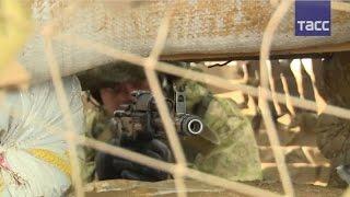 В Крыму проходят масштабные учения ВДВ, ВКС и Черноморского флота