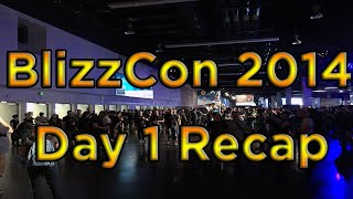 Overwatch, Warcraft Movie, And Other Announcements! (Blizzcon 2014)